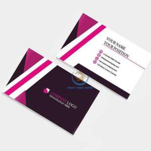 In ấn card Visit 28