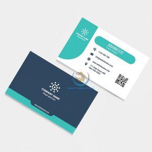 In ấn card Visit 25