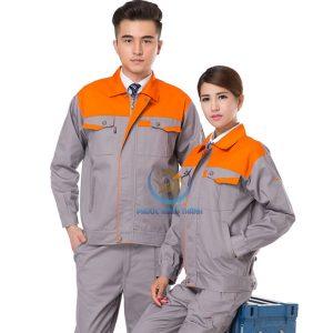 Đồng phục bảo hộ lao động 08