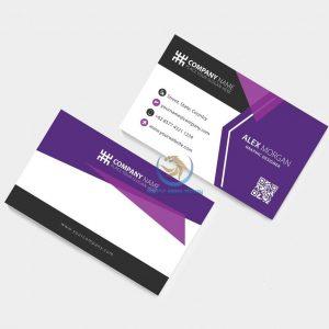 In ấn card Visit 22
