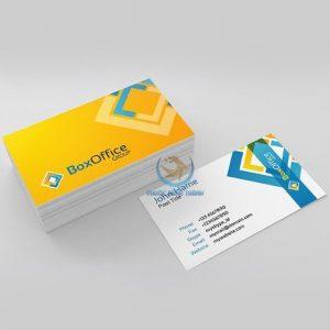 In ấn card Visit 20