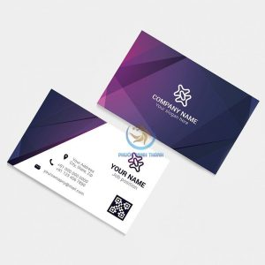 In ấn card Visit 15