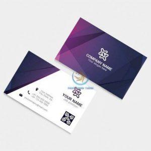 In ấn card Visit 09