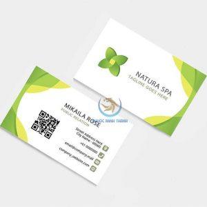 In ấn card Visit 06