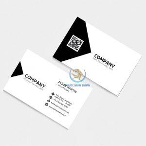 In ấn card Visit 05