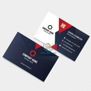 In ấn card Visit 04